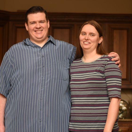 Adoptive Family - Michael & Elisabeth