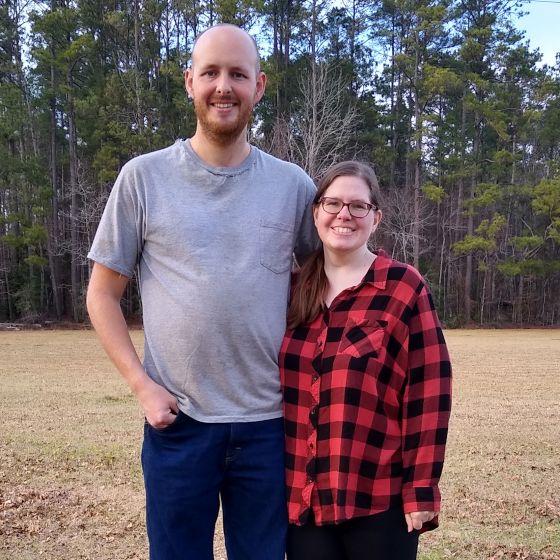 Adoptive Family - Jonas & Kelly