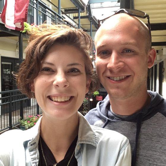 Adoptive Family - Steven & Brittany