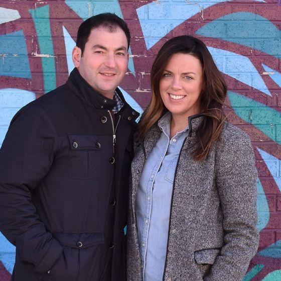 Adoptive Family - Mike  & Lisa