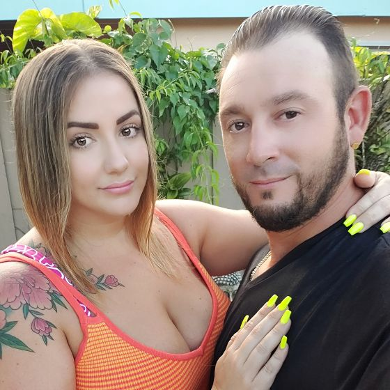 Adoptive Family - Hector & Monica