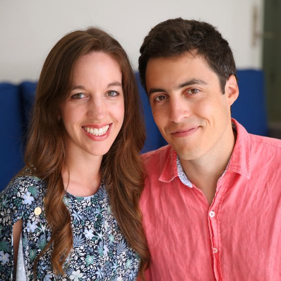 Adoptive Family - Javier & Lisa