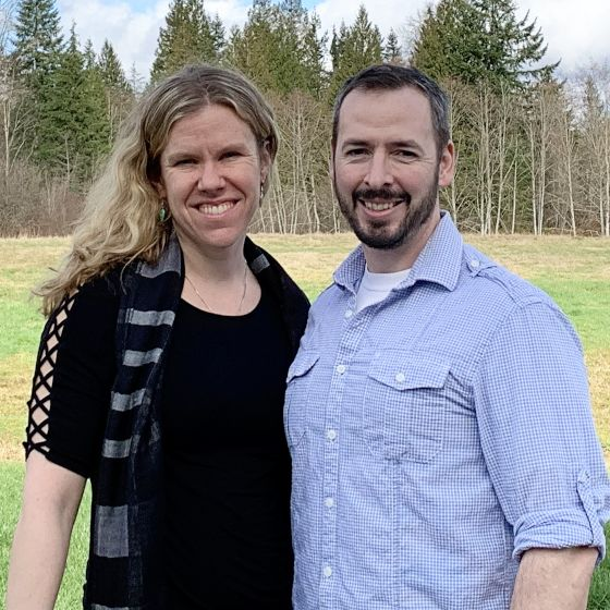 Adoptive Family - Ben & Jenn