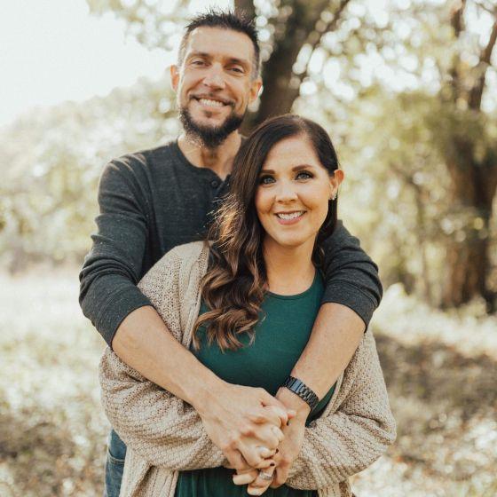 Adoptive Family - Mike & Amanda