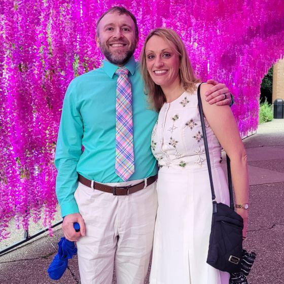 Adoptive Family - Cory & Heather