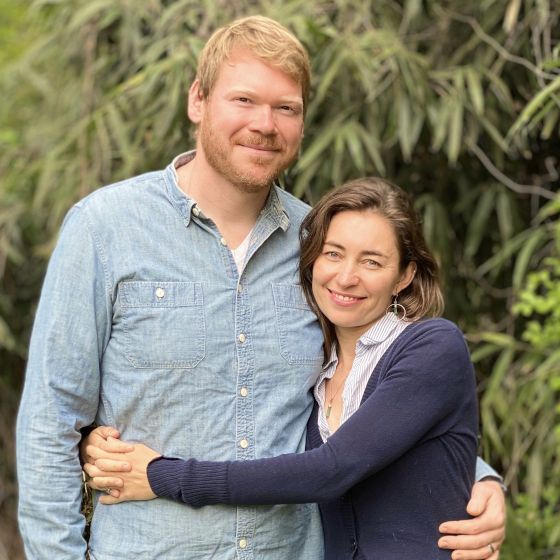 Adoptive Family - Greg & Nathalie