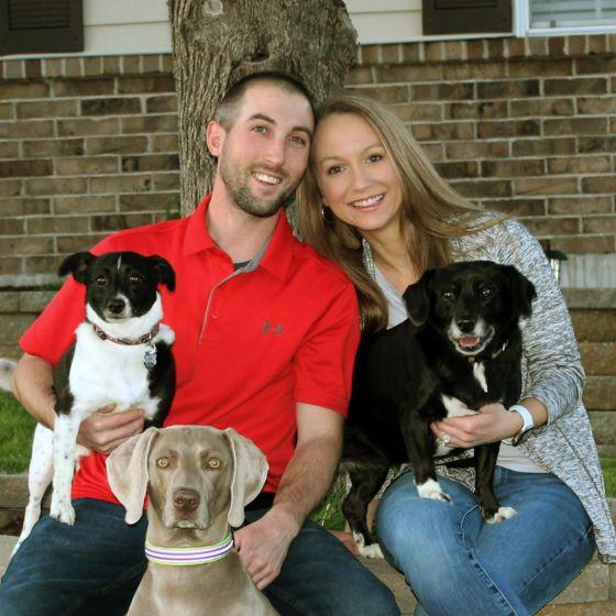 Adoptive Family - Chris & Sara