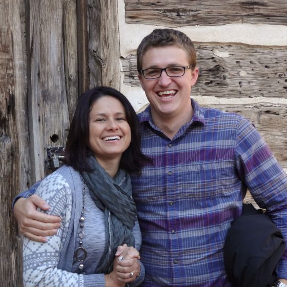 Adoptive Family - John & Lisa