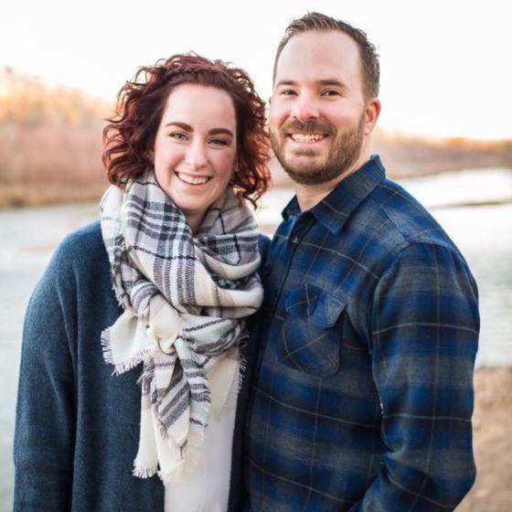 Adoptive Family - Steven & Megan