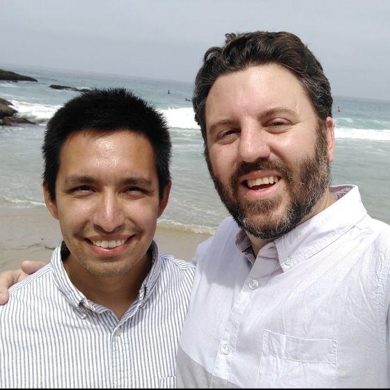 Adoptive Family - Jeff & Nick