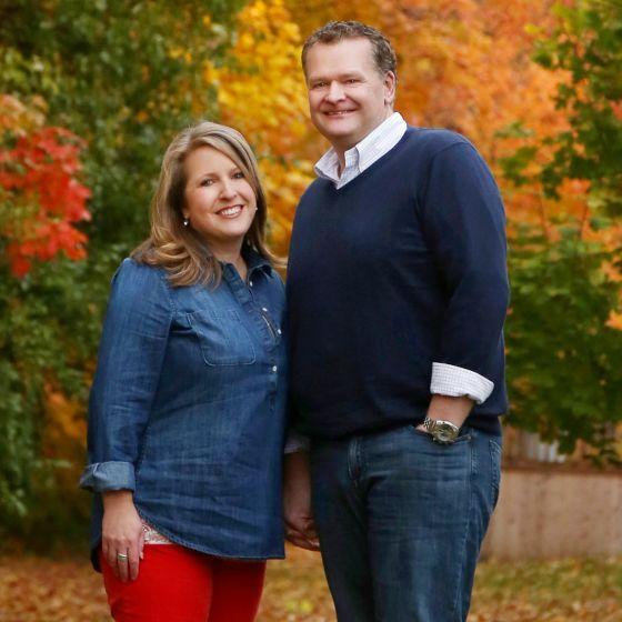 Adoptive Family - Bruce & Abby