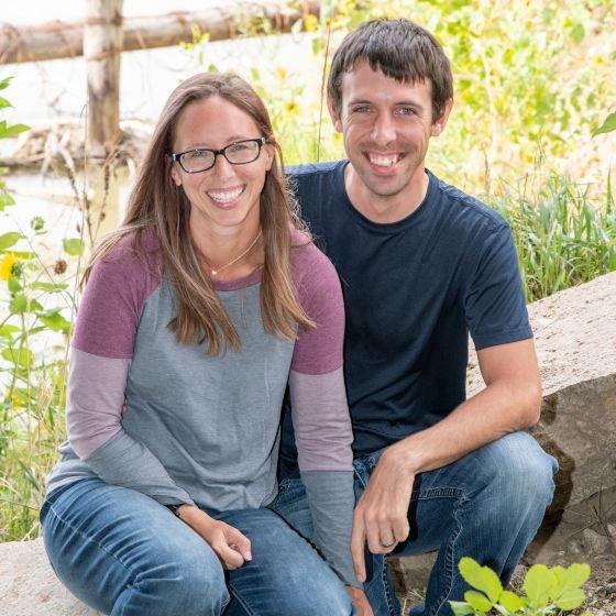 Adoptive Family - Jim & Kristin