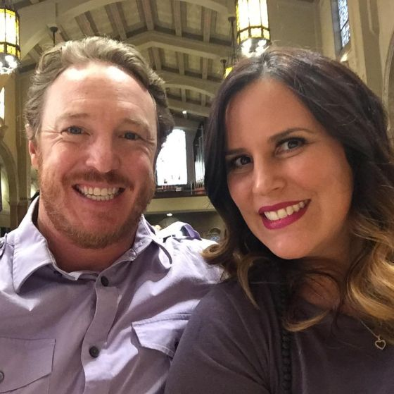 Adoptive Family - Stephen & Vanessa