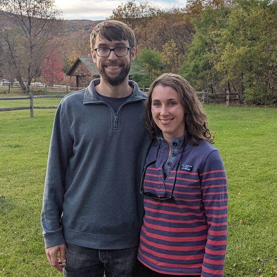 Adoptive Family - Chris & Rebecca