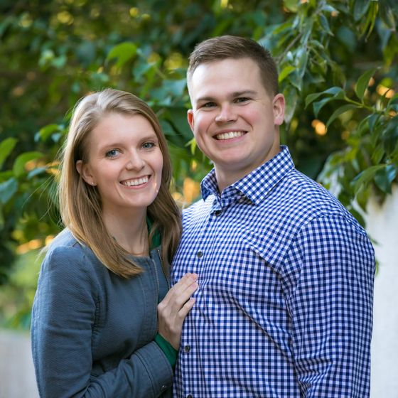 Adoptive Family - Brandon & Marissa