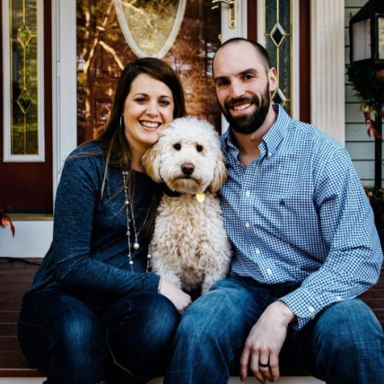 Adoptive Family - Erik & Megan