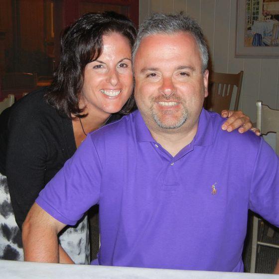 Adoptive Family - Don  & Paula