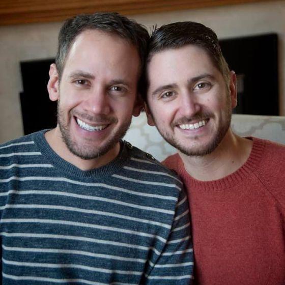 Adoptive Family - Matt & Brian