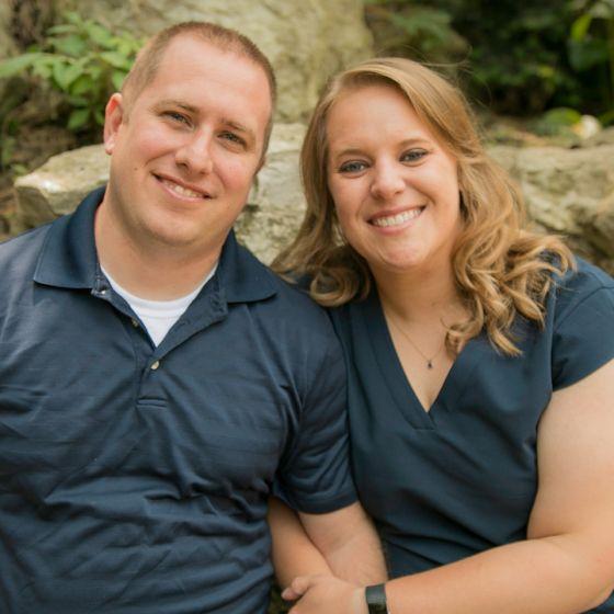 Adoptive Family - Matt  & Amanda