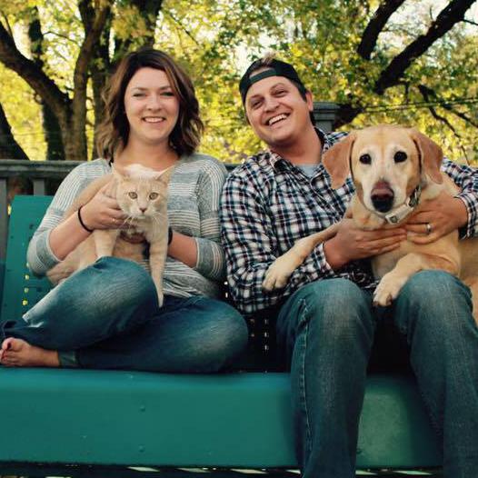 Adoptive Family - Matt & Molly