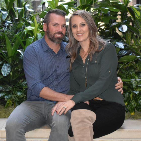 Adoptive Family - Adam & Megan