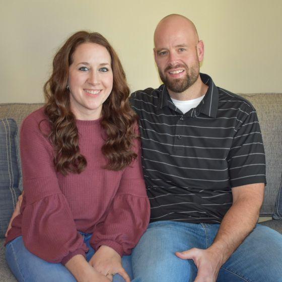 Adoptive Family - Chris & Venessa