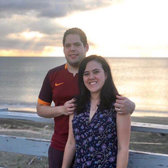 Adoptive Family - Carlos & Maria
