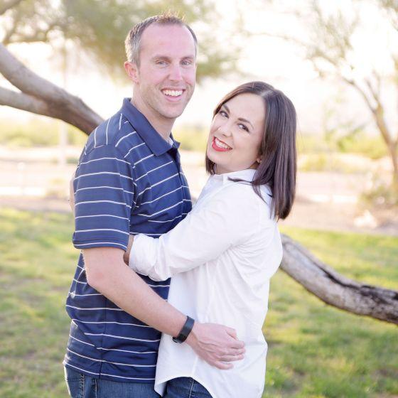 Adoptive Family - Jonathan  & Danielle