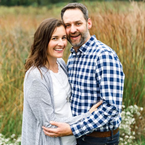 Adoptive Family - Matt & Karla