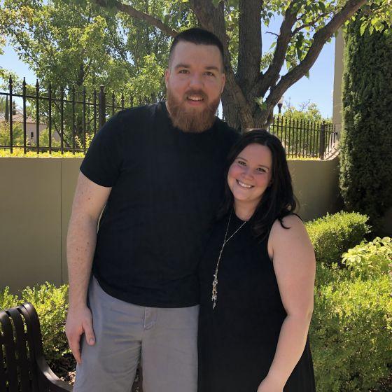 Adoptive Family - Dalton & Margaret