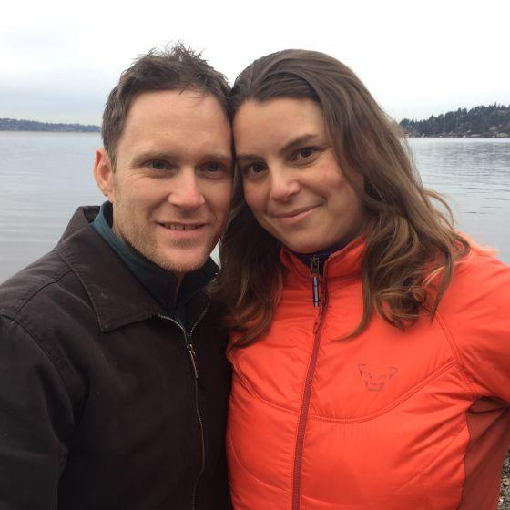 Adoptive Family - Patrick & Liz