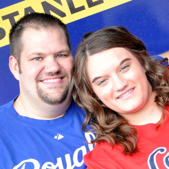 Adoptive Family - Todd & Amanda