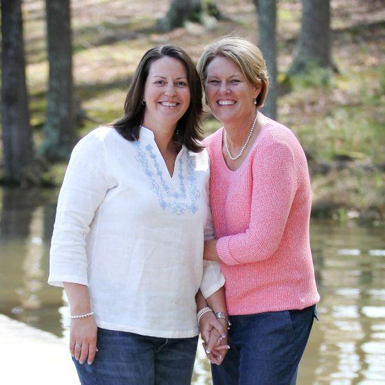 Adoptive Family - Amanda & Jill