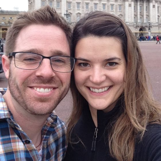 Adoptive Family - John & Michaela