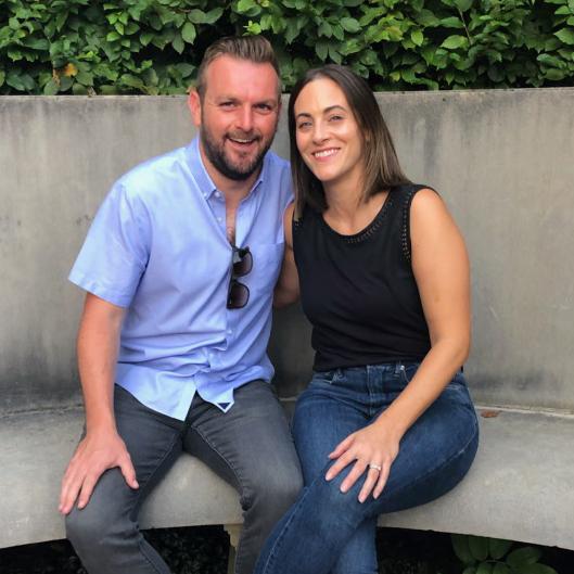 Adoptive Family - Stephen & Erica