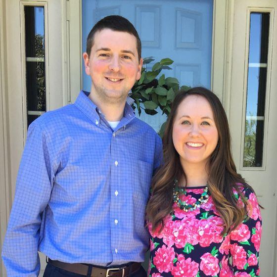 Adoptive Family - Ben & Sarah