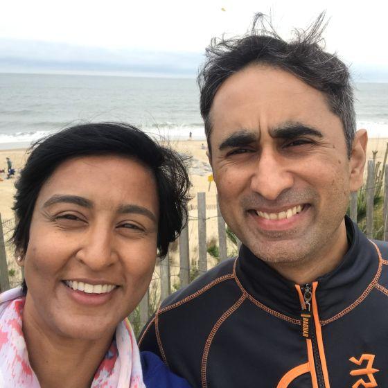 Adoptive Family - Samir & Sumreen