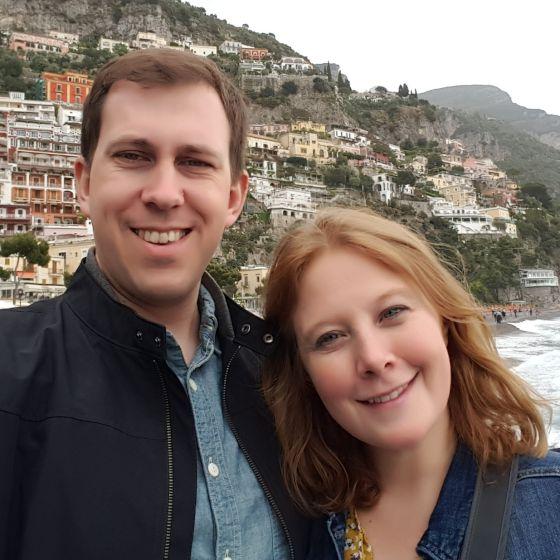 Adoptive Family - Gary & Marissa