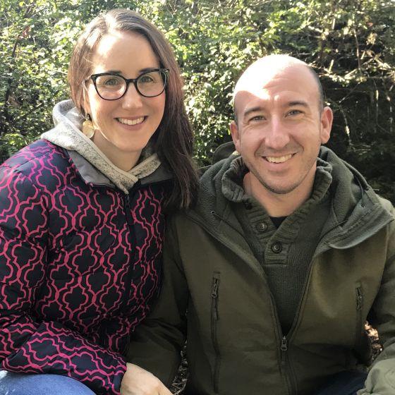 Adoptive Family - Matt & Ruth