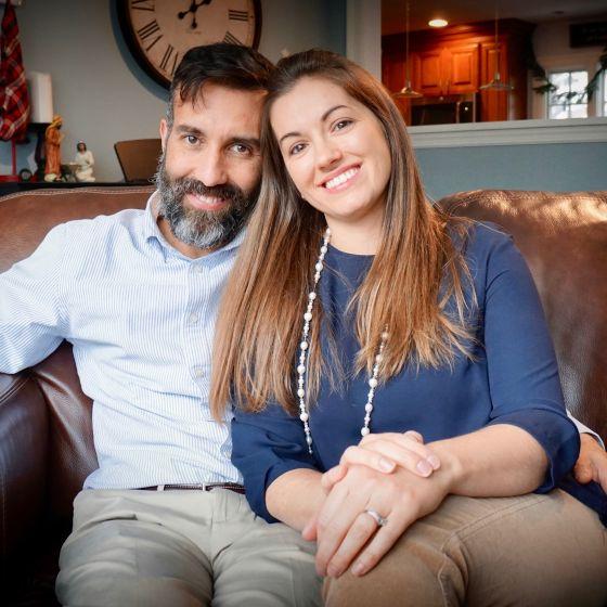 Adoptive Family - Kevin & Jenna