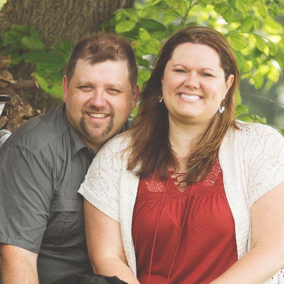 Adoptive Family - Adam & Jami