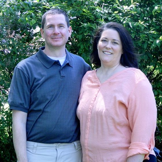 Adoptive Family - Ryan & Amanda