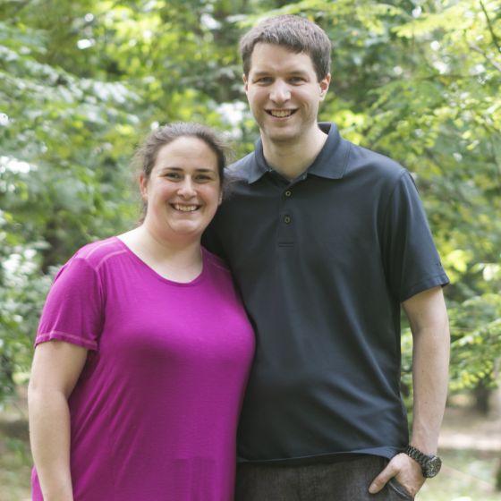 Adoptive Family - Brian & Jess