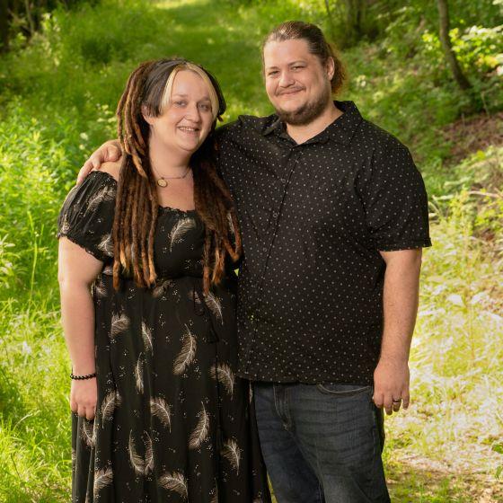 Adoptive Family - David & Gina