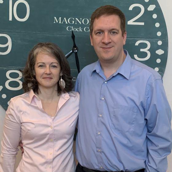 Adoptive Family - Jeff & Debra