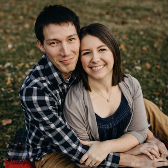 Adoptive Family - Boomer & Katelyn