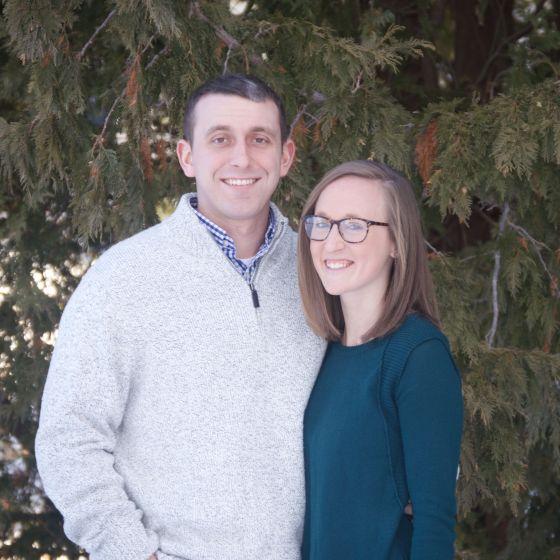 Adoptive Family - Eric & Lea
