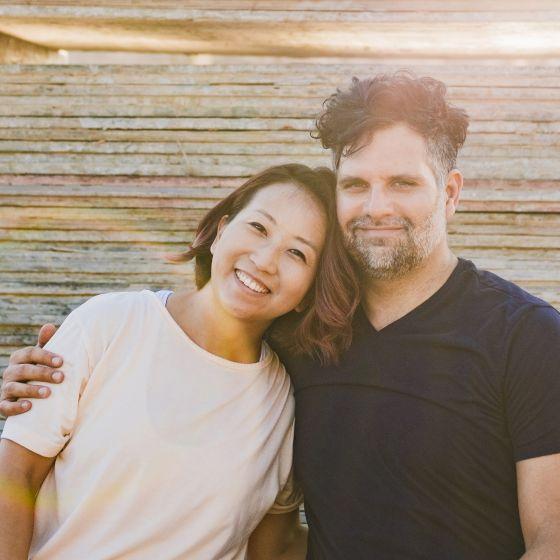 Adoptive Family - Thom & Kathleen