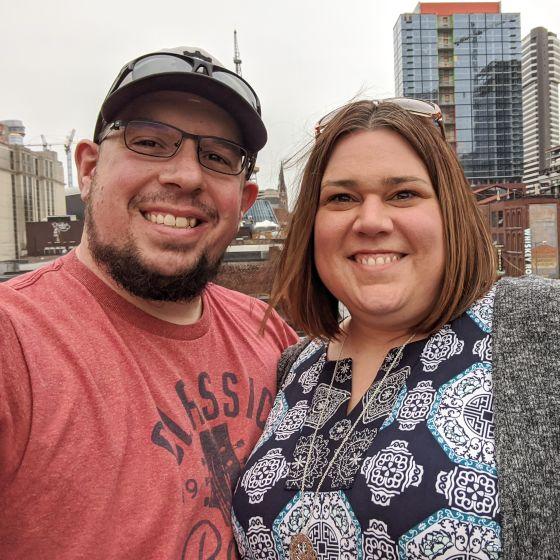 Adoptive Family - Jon & Melissa