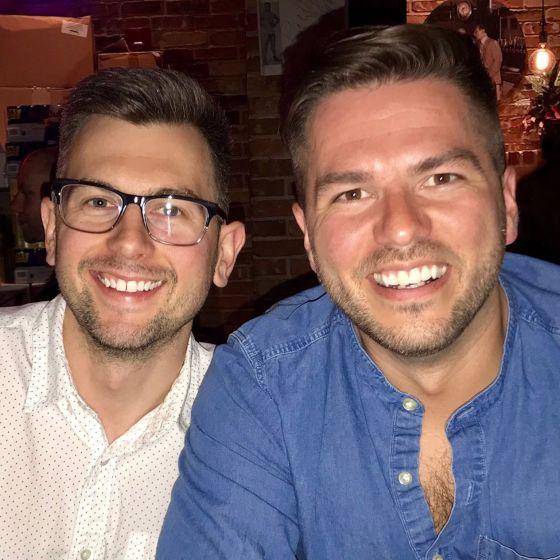 Adoptive Family - Christopher & Chris